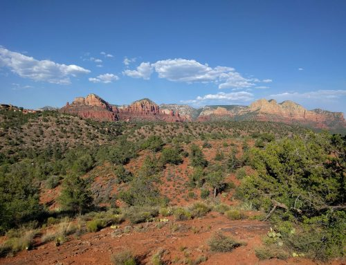 Sedona, AZ – Home of the Red Rocks