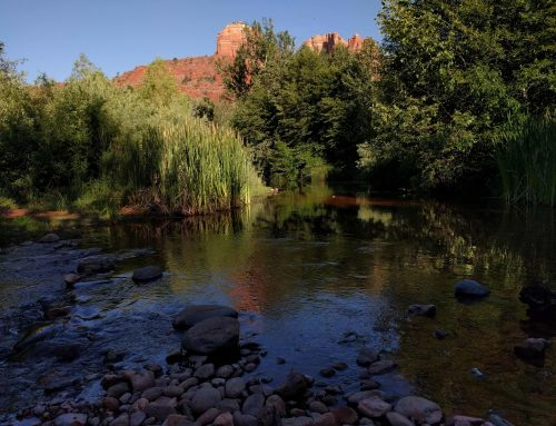 Red Rock Crossing/Crescent Moon Day Use Area