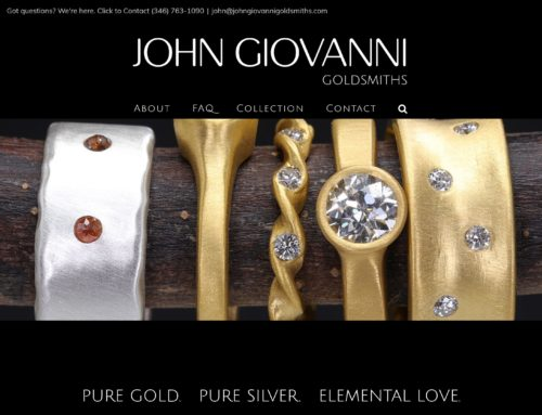 John Giovanni Goldsmiths